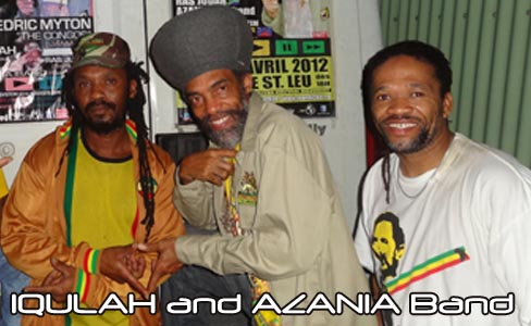 RAS MILITAN KULTURAL MOVEMENT -IQULAH and AZANIA BAND